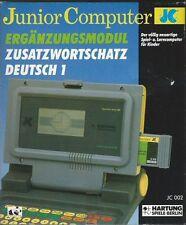 Junior Ordinateur Allemand 1 Hartung jeux Berlin