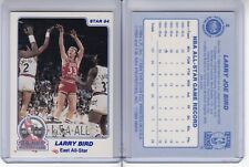 1983-84 Star NBA Basketball Complete All Star Set (25) Different Cards NM + !