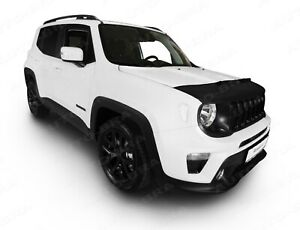 CAR HOOD BRA fit JEEP RENEGADE since 2014 NOSE FRONT END MASK TUNING
