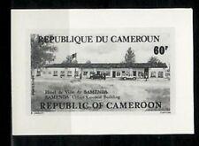 Photo Essay, Cameroon Sc757 City Hall, Bamenda.
