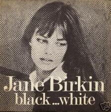 JANE BIRKIN 45 TOURS FRANCE BLACK WHITE (BACHELET) (3)