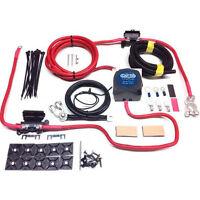 5MTR SPLIT CHARGE KIT HC CARGO 12V 140A AMP VSR 110AMP 16MM² LEADS CAMPER VAN