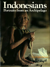Ian Charles Stewart: Indonesians. Portraits from an Archipelago. (1983) Signed