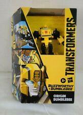 Hasbro Transformers Generations Buzzworthy Bumblebee War for Cybertron Deluxe O?