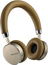 Pioneer wireless headphones Bluetooth SE-MJ561BT Brown new