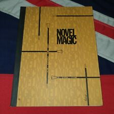 Vintage Tricks Illusions Instructions Books Novel Magic with the Appearing Cane