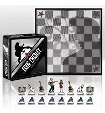 Elvis Presley Collectors Chess Set