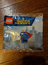 LEGO 30614 Lex Luthor DC Super Villains - New, Sealed polybag