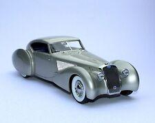 1937 Delage D8-120 S Aerodynamic Coupe 1:24 Automodello ONE24 24D020