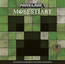 Minecraft Mobestiary: An official Minecraft book from Mojang by Mojang AB (Hardback, 2017)