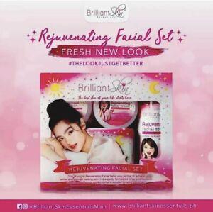 Brilliant Skin Essentials Rejuvenating Facial Set 💯 authentic (seller🇺🇸)