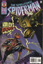 Sensational Spider-man '96 1996 Kraven First Hunt Spider-woman Shawn McManus