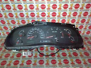 04 FORD EXCURSION F250 F350 SD DIESEL MPH INSTRUMENT CLUSTER SPEEDOMETER 360K