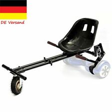 Top Hoverseat Hoverboard Sitz Gokart Hoverkart Balance E-scooter mit Federung