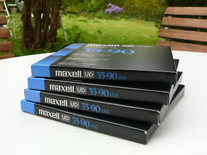 Maxell UD 35-90 /18er Spulen Tonbänder
