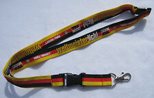 Wal-Mart Stores WM 2006 chiave a nastro Lanyard Nuovo (t124)