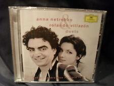 Anna Netrebko & Roland Villazon - Duets -Nicola Luisotti & Staatskapelle Dresden