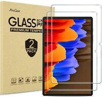 Pantalla Cristal para Samsung Galaxy Tab S7 + T970 T975 Protector Película de