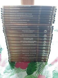 American Hunter Video Collection of 22 dvds NRA Hunting