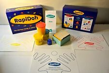 Rapidoh Hands On Game with Play Doh Kids Family Entertainment Parker Brother