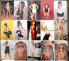 Spice Girls publicity photographs - a collection of 40 photos