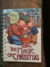 Mary Engelbreit Journal - 80 Ruled Sheets The Magic Of Christmas, Sealed. New