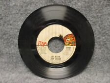 "45 RPM 7"" Record John Cougar Jack & Diane & Can You Take It 1982 Riva R210"