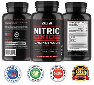 Nitric Oxide Male Enhancement,Libido,Stamina,Pill,Performance
