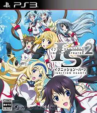 PS3 Is Infinite Stratos 2 Ignition Hearts Japan Import F/S