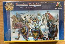 CHEVALIERS RUSSES RUSSIAN KNIGHTS XII-XIIIcc ITALIERI ZVEZDA 1/72 figurines