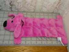 Loofa Squeaker Mat Dog Toy,PINK,  Multipet International