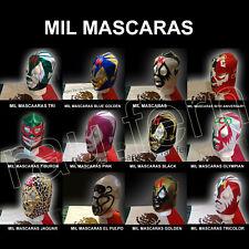 Mexican Wrestling Masks Mil Mascaras