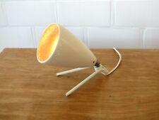 LOUIS KALFF TABLE DESK WALL LAMP LAMPE MURALE LEUCHT PHILIPS 1950-60s SCONCE