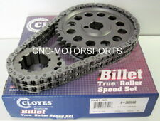 CLOYES 9-3635X9 RACE BILLET TRUE ROLLER TIMING CHAIN KIT 9 KEYWAY SB FORD 302