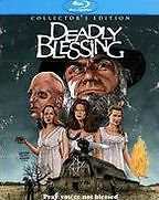DEADLY BLESSING  Collector's Edition (Lisa Hartman) Region A - RAY - Sealed