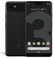 Google pixel 3XL 64GB solo nero 4G LTE Smartphone SIM Gratis Sbloccato