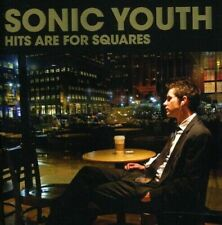 SONIC YOUTH Hits Are For Squares CD BRAND NEW Best Of