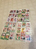 Lot Of 55 Kansas City Chiefs Cards Tony Gonzalez/ Others