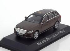 1:43 Norev Mercedes C-Class estate 2014 brownmetallic