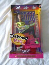 VINTAGE BEYOND PINK CHRISTIE BARBIE DOLL WITH CASSETTE 1998 MATTEL 20019 - NEW