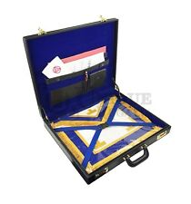 More details for masonic provincial apron hard case/briefcase imitaion leather mb019