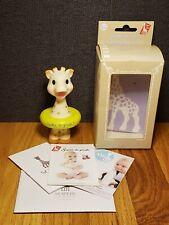 Vulli Sophie la Girafe (Sophie the Giraffe) Bath Toy. Free Shipping!