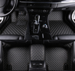 Mats Made to Measure for VW TOURAN 1T1, 1T2 & 1T3 & 5T1 (manufactured 2003-2020)