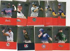2007 Tristar Prospects Plus Base Card Pick'em Complete Your Finish Set 1-100