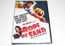 Rope of Sand (DVD, 2011) Burt Lancaster, Paul Henreid, Claude Rains NEW! Sealed!