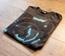 Men's Small Gray VOLCOM Graphic T-Shirt B34