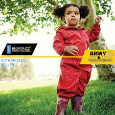 Regatta Kinder Paddel Anzug 1 Stück Atmungsaktiv Regenanzug Jungen Mädchen Kinder