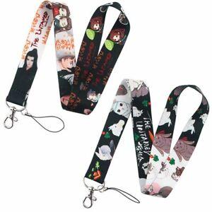 Mo Dao Zu Shi Lanyards Schlüsselanhänger Halsband Schlüsselanhänger