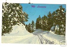 Old Postcard 1967 Tuscon Arizona Mt. Lemmon Gen Hitchco