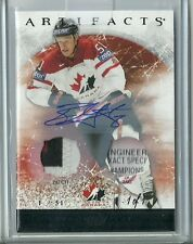 Ryan Getzlaf 12/13 UD Artifacts Team Canada Patch/Tag Autograph 1/1